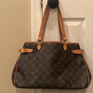 Vintage papillon Louis Vuitton Butterfly Tote